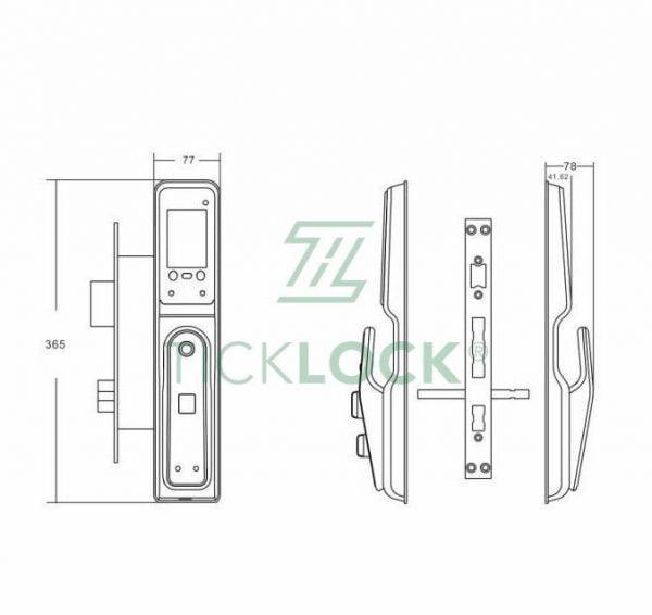 TICKLOCK A680